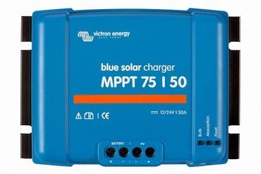 Контроллер BlueSolar Charge Controller MPPT 75/50