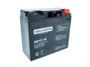 Аккумулятор Challenger AS12-18