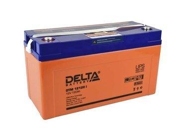 Аккумулятор Delta DTM 12120 I