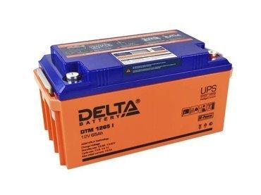 Аккумулятор Delta DTM 1265 I