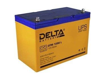 Аккумулятор Delta DTM 1290 L