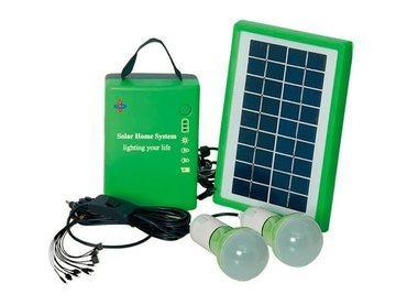 Автономное освещение на солнечных батареях HT-701G