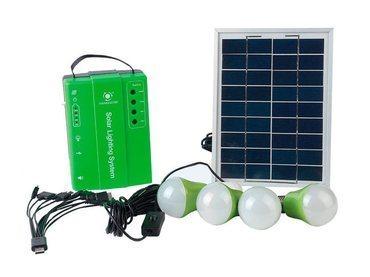 Автономное освещение на солнечных батареях HT-732G