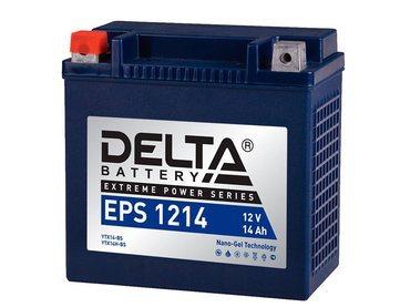 Аккумулятор Delta MOTO EPS 1214