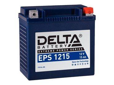 Аккумулятор Delta MOTO EPS 1215