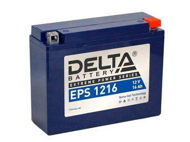 Аккумулятор Delta MOTO EPS 1216