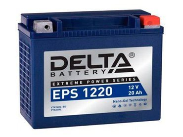 Аккумулятор Delta MOTO EPS 1220