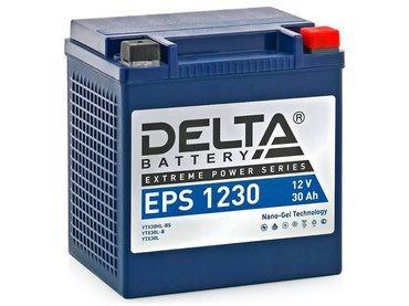 Аккумулятор Delta MOTO EPS 1230