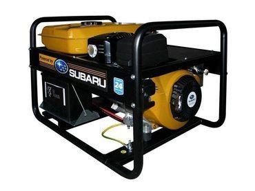 Бензиновый генератор Energo EB 4.0/230 SLE
