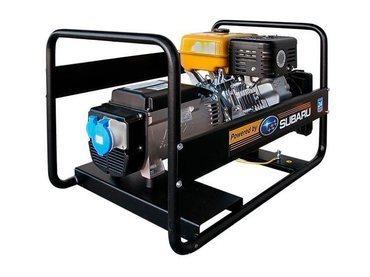 Бензиновый генератор Energo EB 7.0/230 SE