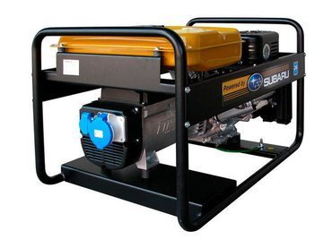 Бензиновый генератор Energo EB 7.0/230 SLE
