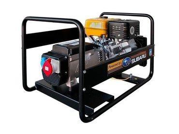 Бензиновый генератор Energo EB 7.0/400 S