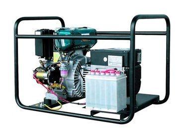 Дизельный генератор Energo ED 6.0/230 SE