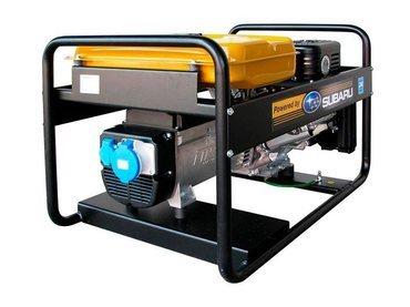 Дизельный генератор Energo ED 6.0/230 SLE