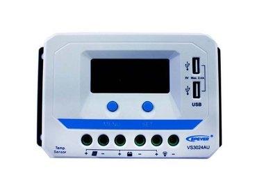 Контроллер Epsolar VS3024AU 12/24V 30А