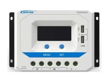 Контроллер Epsolar VS4524AU 12/24V 45А