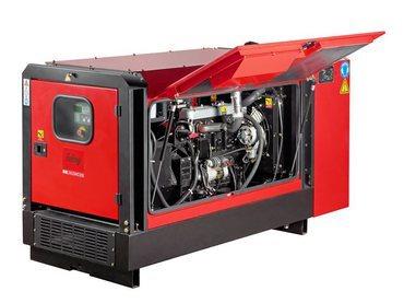 Дизельный генератор FUBAG DS 18 DAC ES