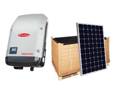 Сетевая солнечная электростанция Fronius 5 кВт