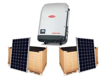 Сетевая солнечная электростанция Fronius 10 кВт