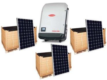 Сетевая солнечная электростанция Fronius 20 кВт