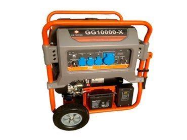 Газовый генератор E3 POWER GG10000-X