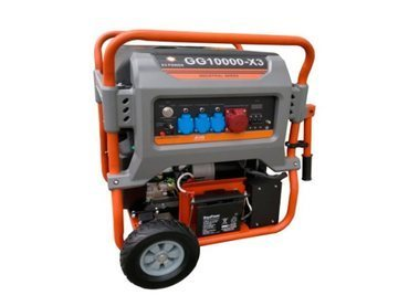 Газовый генератор E3 POWER GG10000-X3
