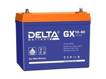 Аккумулятор Delta GX 12-60