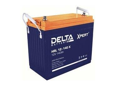 Аккумулятор Delta HRL 12-140 Х