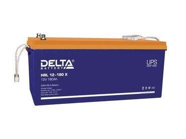 Аккумулятор Delta HRL 12-180 Х