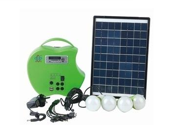 Автономное освещение на солнечных батареях HT-771G