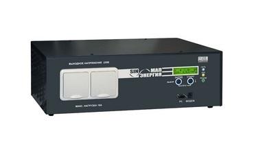 Инвертор серии Professional MAP-SIN-PRO 12/24В-3