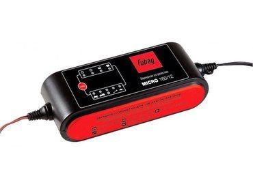 Автоматическое зарядное устройство FUBAG MICRO 160/12
