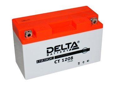 Аккумулятор Delta MOTO CT 1208
