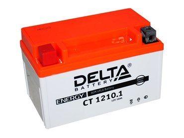 Аккумулятор Delta MOTO CT 1210.1
