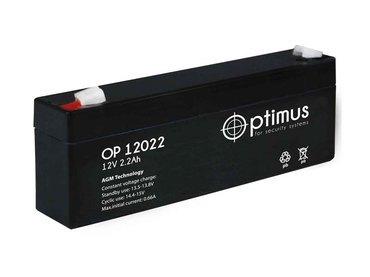 Аккумулятор Optimus OP 12022
