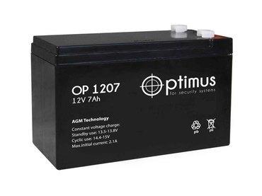 Аккумулятор Optimus OP 1207