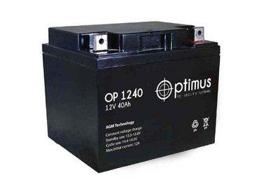 Аккумулятор Optimus OP 1240