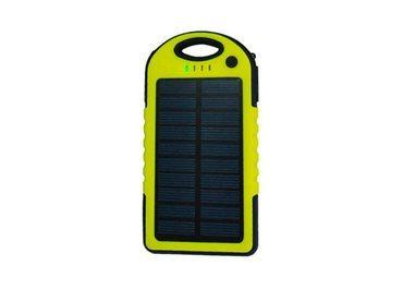 Портативный аккумулятор с солнечной батареей PB-5000