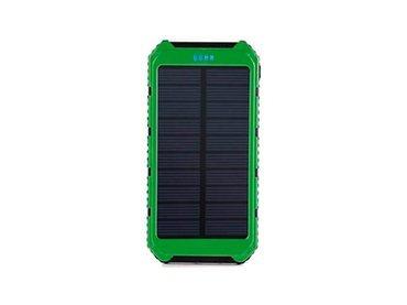 Портативный аккумулятор с солнечной батареей PB-8000
