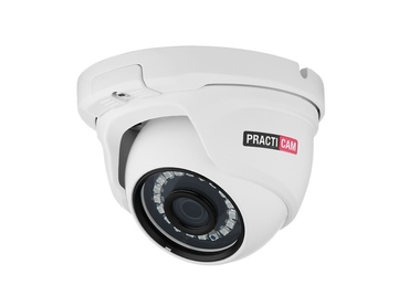 MHD видеокамера антивандальная PRACTICAM PT-MHD1080P-MC-IR