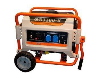 Газовый генератор E3 POWER GG3300-X