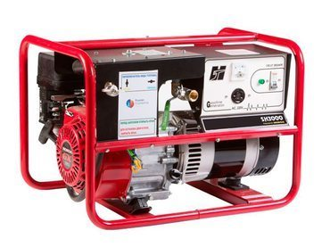 Газовый генератор REG SH3000 (2,3 кВт)