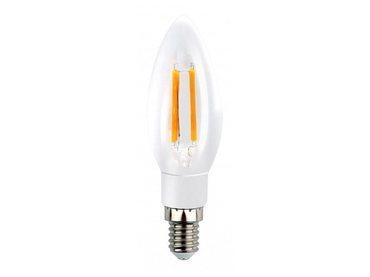 Светодиодная лампа Filament Smartbuy 5 Вт C37 E14