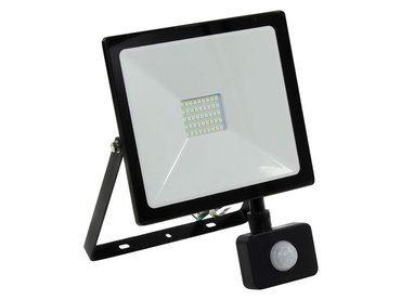 Светодиодный прожектор Smartbuy 30 Вт FL SEN