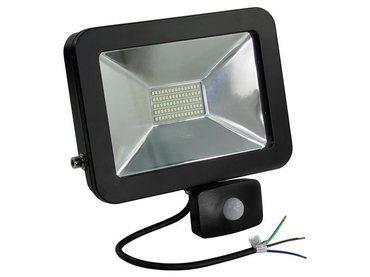 Светодиодный прожектор Smartbuy 50 Вт FL SEN