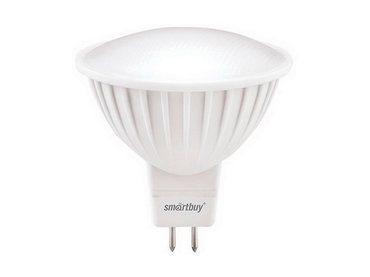 Светодиодная лампа Smartbuy 5 Вт Gu5,3 MR16