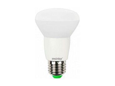 Светодиодная лампа Smartbuy 8 Вт R63 E27