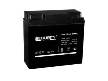 Аккумулятор Security Force SF 1218