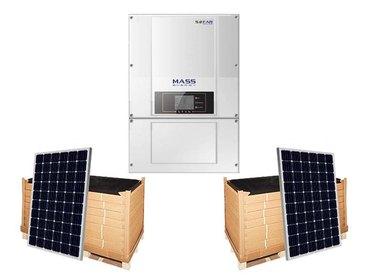 Сетевая солнечная электростанция Sofar 10 кВт
