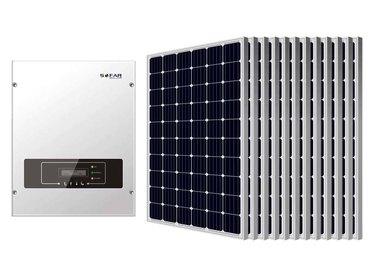 Сетевая солнечная электростанция Sofar 3 кВт